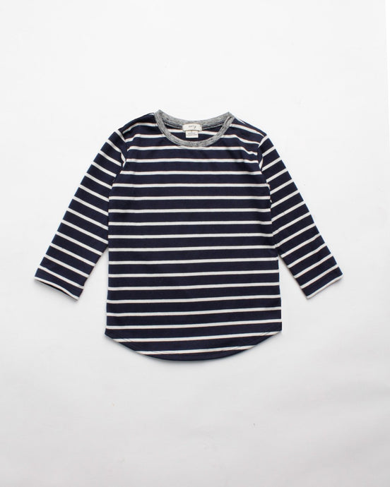 mrly striped tee kids