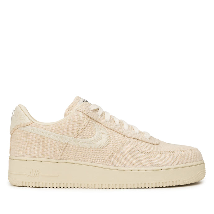 NIKE X STUSSY AIR FORCE 1 LOW FOSSIL (TD) (DC8306200)