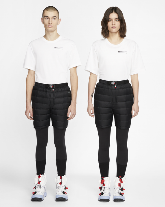NikeCraft x Tom Sachs Down Shorts (Black)