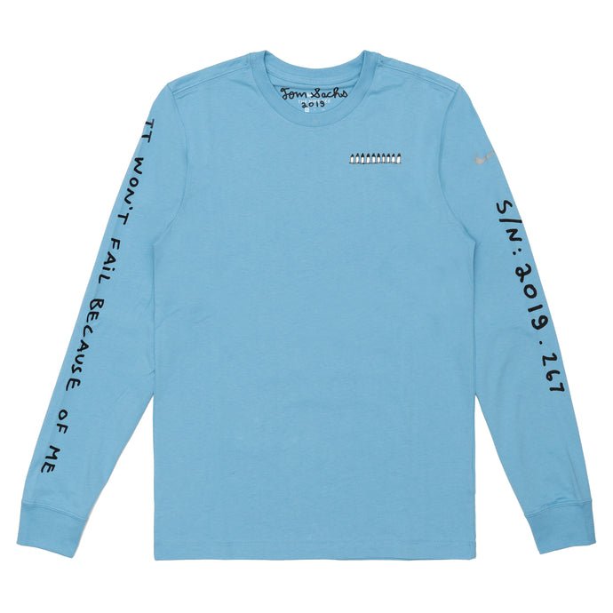 NikeCraft x Tom Sachs Long Sleeve (Blue)