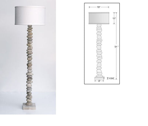 Modirondack Floor Lamp