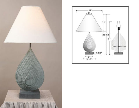 Onion Table Lamp