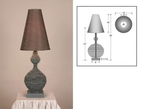 Windgap Table Lamp