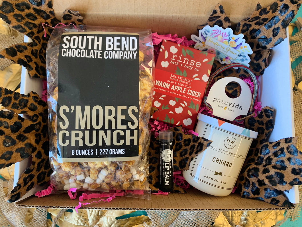 October Subscription Box - Southern Grace Shoppe