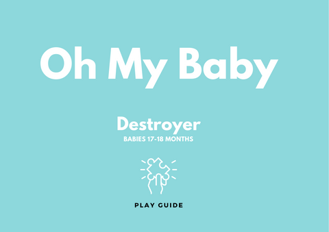 Play Guide Play Box Destroyer