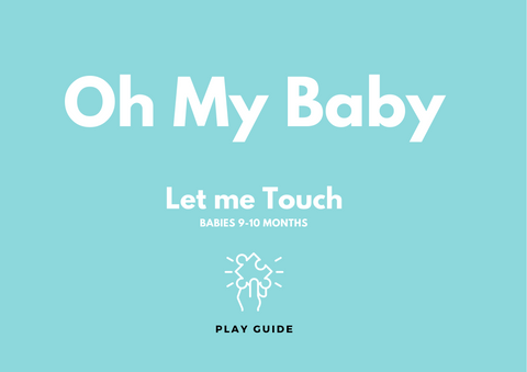 Play Guide Play Box Let Me Touch
