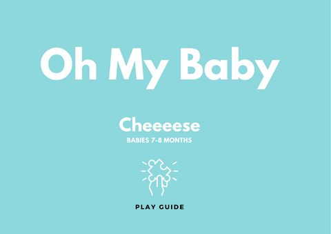 Play Guide Play Box Cheeeese