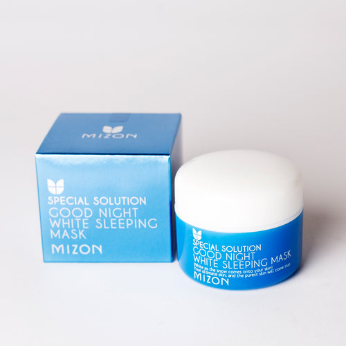 Mizon Good Night White Sleeping Pack