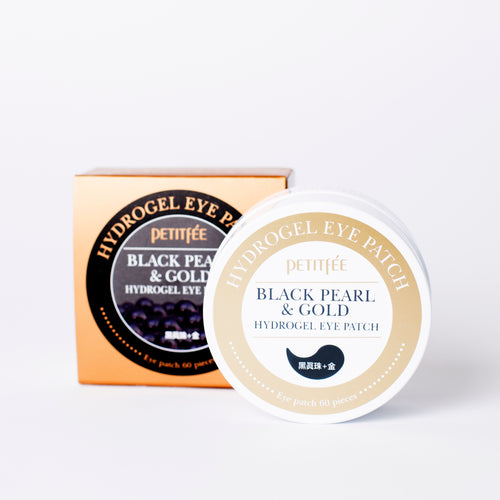 Petitfee Black Pearl & Gold Eye Pads