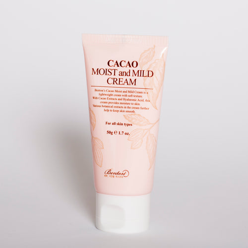 Benton Cacao Moist & Mild Cream