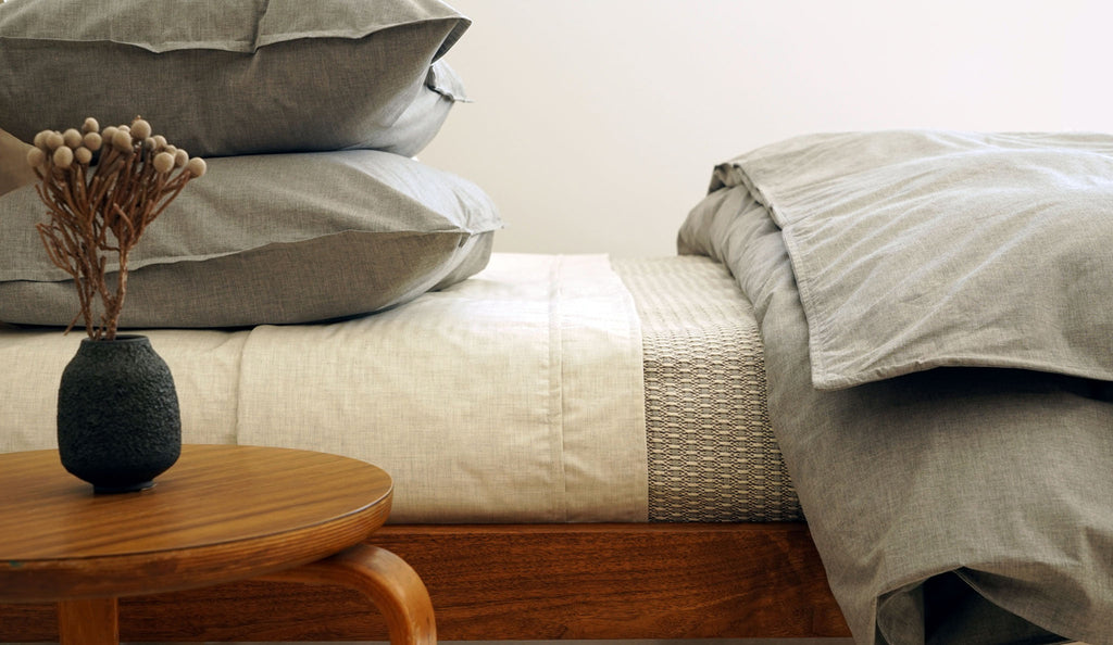 HEATHER percale cotton sheeting