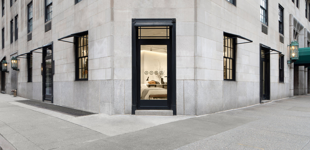AREA NY one fifth avenue store front