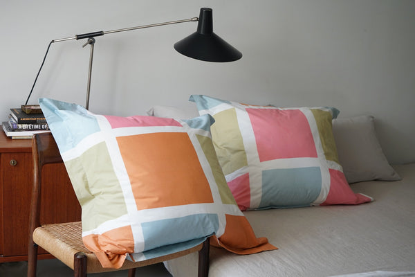 BLOCKS Pillow Sham