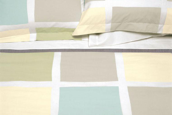 BLOCKS duvet cover