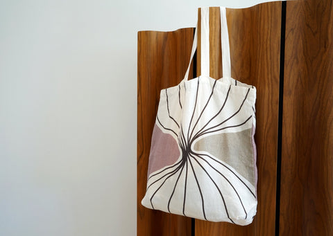 FUNNEL lilac bag