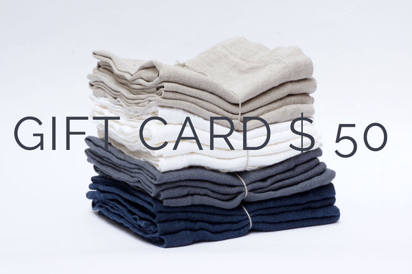 Gift Card $50 - $500