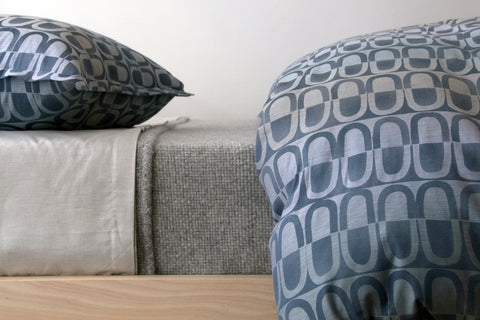 OVAL duvet cover