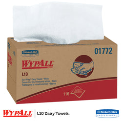 WypAll L10 Dairy Towels (#01772)