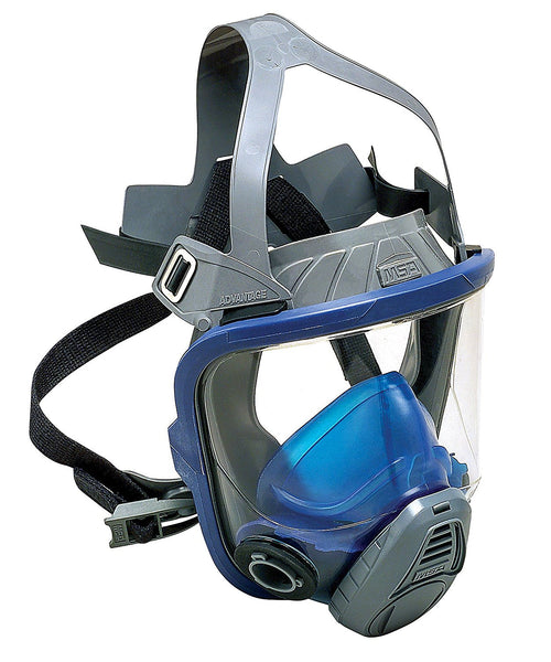 MSA Medium Advantage® 3200 Series Full Face Air Purifying Respirator (#10031309)