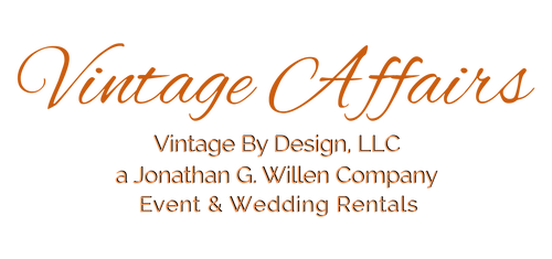 Vintage Affairs - Vintage By Design LLC