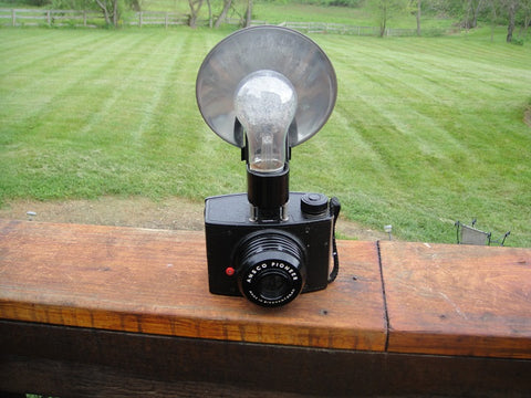 Vintage Flash Camera Ansco Pioneer (#1094B) - Vintage Affairs - Vintage By Design LLC
