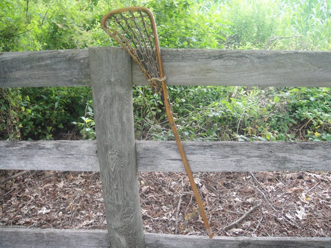 Vintage Lacrosse Stick (#1119A) - Vintage Affairs - Vintage By Design LLC