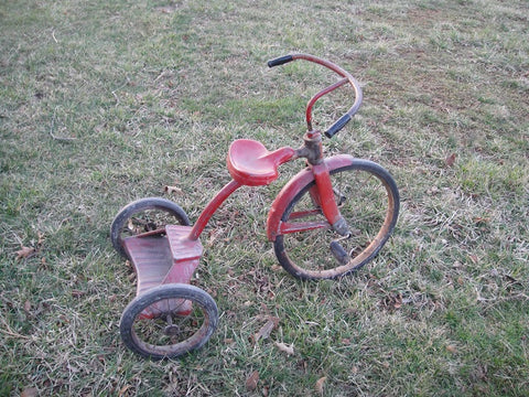 Vintage Tricycle - Vintage Affairs - Vintage By Design LLC