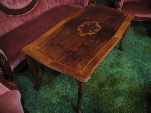 Coffee Table (#1134A) - Vintage Affairs - Vintage By Design LLC