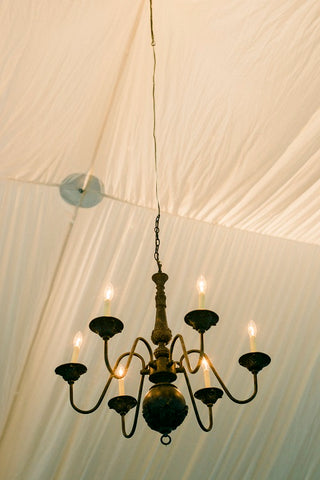 Bronze Chandeliers (#1212) - Vintage Affairs - Vintage By Design LLC