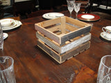 Barnwood Crates (#1051) - Vintage Affairs - Vintage By Design LLC