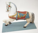Self-Standing Horse - Vintage Affairs - Vintage By Design LLC