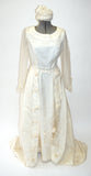 Vintage Wedding Dress (#1104) - Vintage Affairs - Vintage By Design LLC