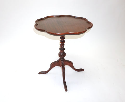 Mahogany Candle Stand/Table (#1160A)