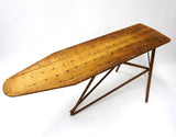 Vintage Wood Ironing Board - Vintage Affairs - Vintage By Design LLC