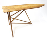 Vintage Wood Ironing Board
