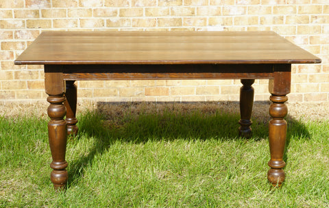 "5'x 42"" Farm Tables (#1003) - Vintage Affairs - Vintage By Design LLC"