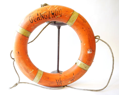 Life Preserver - Vintage Affairs - Vintage By Design LLC