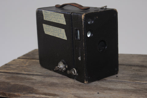 Pair of 1916 Brownee Cameras - Vintage Affairs - Vintage By Design LLC