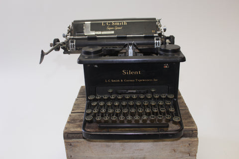 Assorted Typewriters - Vintage Affairs - Vintage By Design LLC