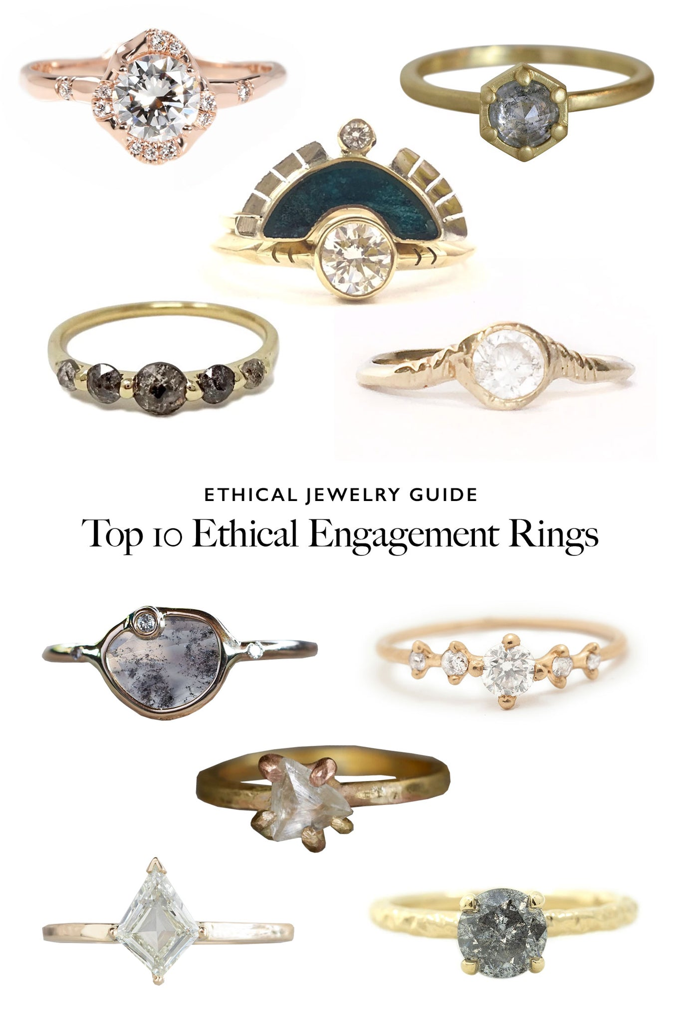 top 10 ethical engagement rings