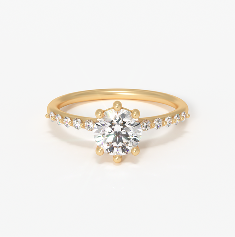 Top 10 Ethical Engagement Rings: The Best Alternative Conflict-Free Rings of 2021 valley rose