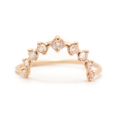 Stargazer Stacking Ring - Valley Rose Ethical & Sustainable Fine Jewelry