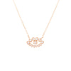 Eos Eye Necklace, Mini - Valley Rose Ethical & Sustainable Fine Jewelry
