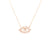 Eos Eye Necklace, Mini