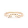 Rose Cut Diamond Stacking Ring - Valley Rose Ethical & Sustainable Fine Jewelry