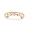 Mini Stargazer Stacking Ring - Valley Rose Ethical & Sustainable Fine Jewelry