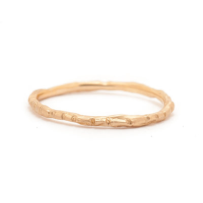 Cause Twig Ring - Valley Rose Ethical & Sustainable Fine Jewelry