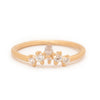 Maia Stacking Ring Set - Valley Rose Ethical & Sustainable Fine Jewelry