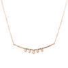 Freesia Necklace - Valley Rose Ethical Fine Jewelry 14K Fairmined Gold
