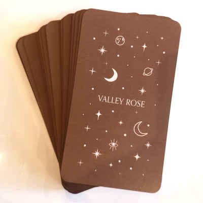 Celestial Tarot Deck - Valley Rose Ethical & Sustainable Fine Jewelry